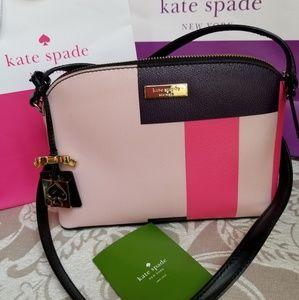 Kate Spade hanna multicolor block purse.